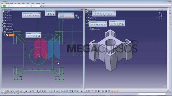 Catia - Adquiere las competencias necesarias en dibujo 3D en Catia