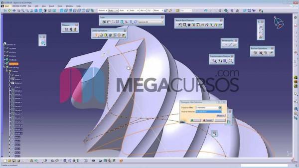 Catia - Creación de una broca donde veremos algunas de las herramientas que hemos trabajado anteriormente